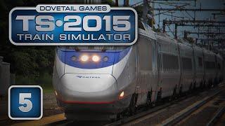 Ja je*ie,ale fail :( :D - Train Simulator 2015 #5 Kontynuacja