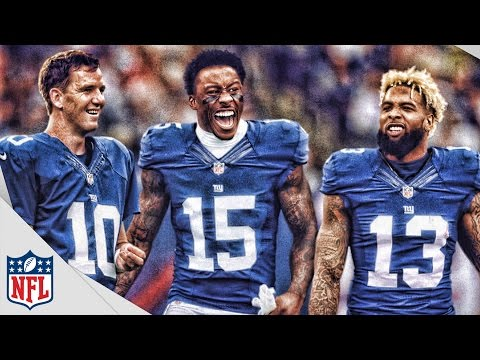 Brandon Marshall SIGNS with New York Giants! Can the Giants Win their Division Now?