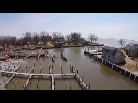 Propeller Basin Marina, Salt River, New Baltimore, Mi