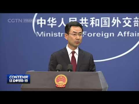 Beijing reproche Washington de relier le COVID-19 à la Chine
