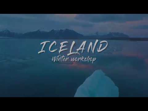 Winter photography workshop in Iceland