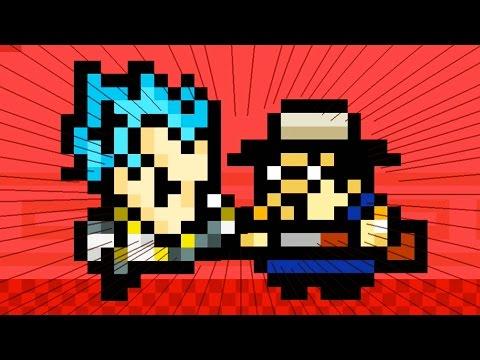 SSGSS VEGETA VS FARMER W/ SHOTGUN - Dragon Ball Z Devolution