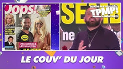 La couverture du jour : Cyril Hanouna en couple avec Laeticia Hallyday !