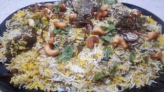 Mutton Biryani Recipe | Easy Mutton Biryani Recipe | *Cook With Hassan*