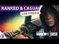 Ranked & Casual - Live Stream - Tom Clancy's Rainbow Six Siege R6
