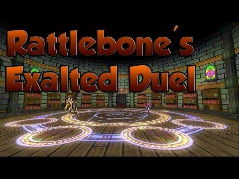 Wizard101: Rattlebone