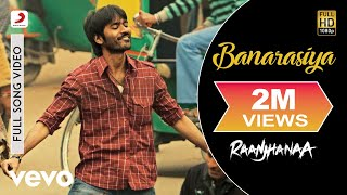Download lagu A.R. Rahman - Banarasiya Best Video|Raanjhanaa|Sonam Kapoor|Dhanush|Swara|Shreya Ghoshal