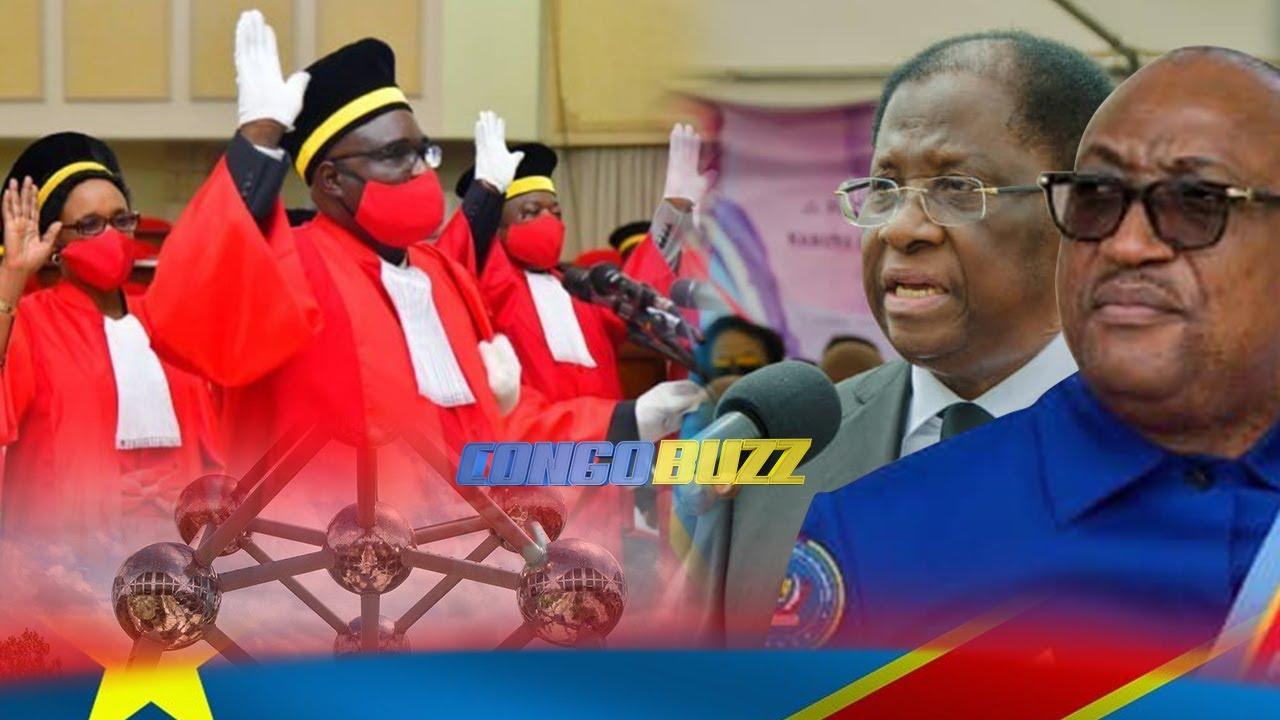 Download DÉTOURNEMENT D'ARGENT : THAMBWE MWAMBA ET ERIC RUBUYE BIENTÔT VOISINS DE KAMERHE
