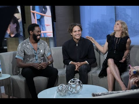 Coleman Domingo, Kim Dickens & Frank Dillane discuss 'Fear the Walking Dead' season 3