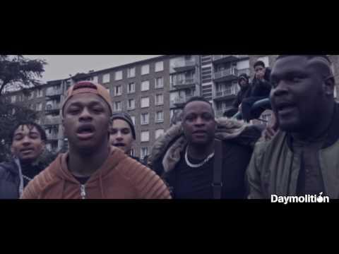 Daims Lazamah Feat Biggy - Putain D'salaire I Daymolition