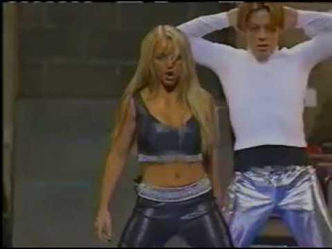 Britney Spears NSync