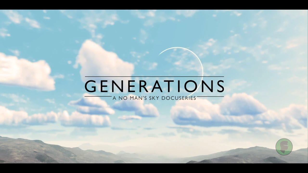 """GENERATIONS"" Trailer - a No Man's Sky docuseries | Kyle Culver"