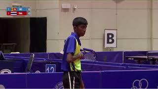 2019 ITTF Thailand Junior & Cadet Open | Day 3