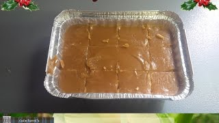 Maple Cream Fudge