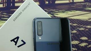 Download Video Test Samsung Galaxy A7 2018 avec 3 Cameras arrières pour 300€ ,la difference fait la difference MP3 3GP MP4
