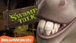 Is Happy Contagious? | SWAMP TALK WITH SHREK AND DONKEY