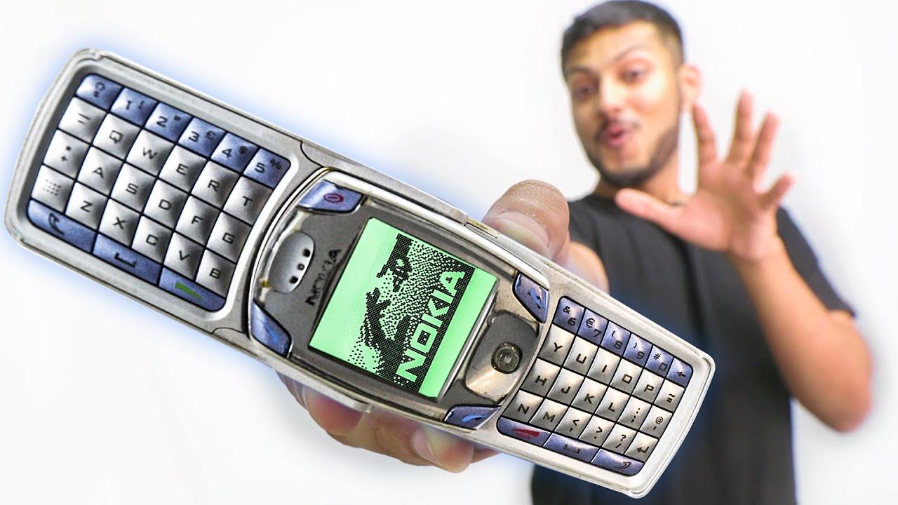 Unboxing Weird Oldest Phones in 2021 !
