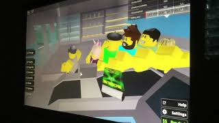 OPENS SUPERMARCO WITH SIXTEN! English ROBLOX Retial Tycoon (Section 1)