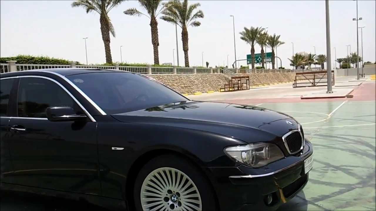 BMW 750 For Sale >> BMW 730IL 2008 63XXXKM.wmv - YouTube