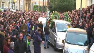 I FUNERALI DI PASQUALE SGOTTO | IL VIDEO