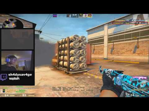 CSGO - People Are Awesome #48 Best oddshot, plays, highlights