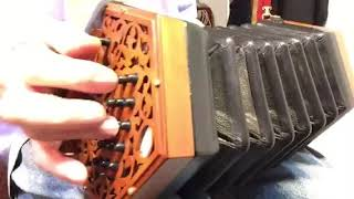 Concertina plays Carnival of Venice-Visit JohnKovac.com