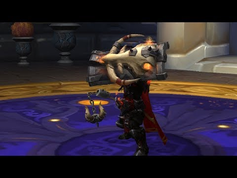 Mage Tower Challenge : Protection Warrior