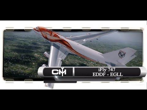 [P3D V4.1] iFly 747 | Emergency Landing! | Life of a Virtual Cargo Pilot | Season 1 Episode 14