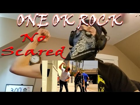 ONE OK ROCK - No Scared | Reaction