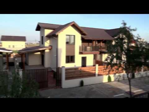 Case Vile de Vanzare Domnesti - Irish Villa Residence