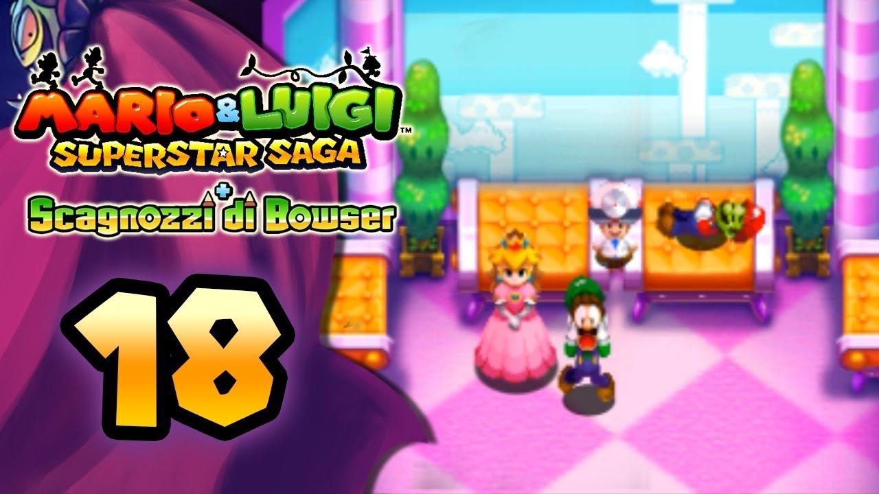 4c5cc2e14aa23 Mario   Luigi Superstar Saga + Scagnozzi di Bowser ITA  Parte 18 - Rovine  Sghignazzo