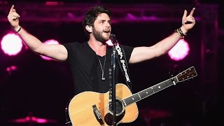 Thomas Rhett - The Day You Stop Looking Back - Tangled Up - Lyrics