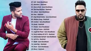 Non-stop Guru Randhawa & BADSHAH Songs 2019 || गुरु और बादशाह || Audio Jukebox