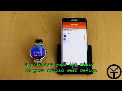 Android Wear and any offline Music