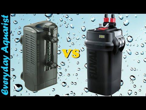 Aquarium Filters External Vs Internal What's Better