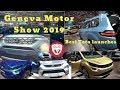 Tata Buzzard, H2X, Altroz EV & New Harrier - First Look - Geneva International Motor Show 2019