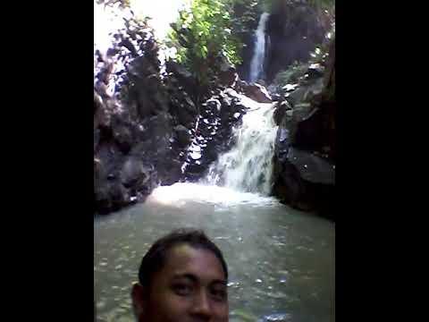 Indahnya Air Terjung Tompange di Tengah Kota Pare-Pare.