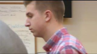 East Longmeadow rape suspect David Becker in court Tuesday