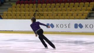 2015 ISU Jr. Grand Prix - Torun Men Short Roman SADOVSKY CAN
