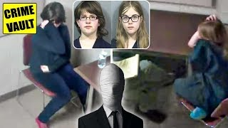 Slenderman Stabbing: Morgan Geyser & Anissa Weier police interviewS (excerpts)