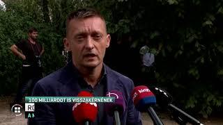 Így reagált arra Kósa Lajos, hogy 100 milliárdot is visszakérne az OLAF 19-09-08