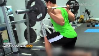 MAX AFTERBURN Treino de Perna - Leg Workout Thumbnail