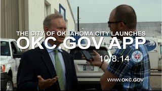 OKC Gov App Press Conference | 10.8.14 Thumbnail