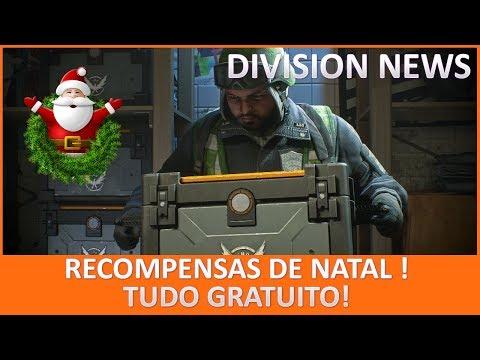 The Division News - Recompensa de Natal