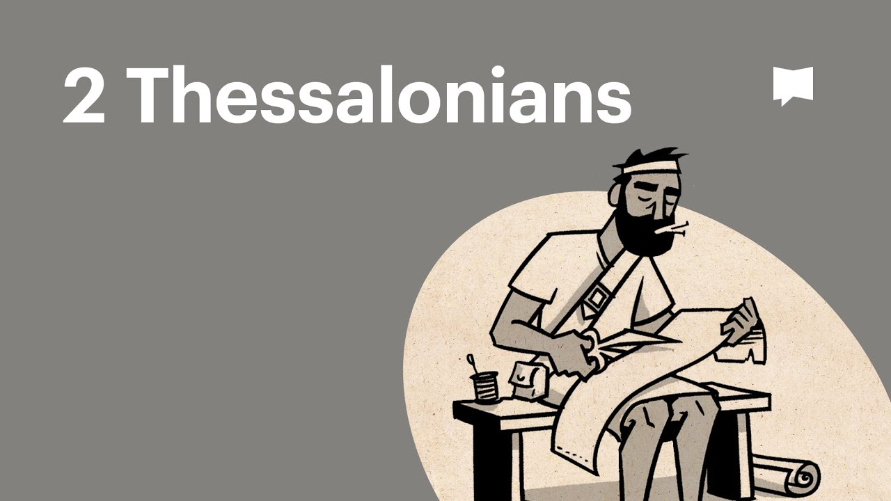 Image result for 2 thessalonians