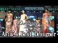 Asia Top Of Fashion Designer Of The Year - Dahlianty Kimono Dress Fashion Show FASHION ASIA[Full]