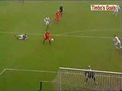 Liverpool Vs Man Utd(Robbie fowler's goal)