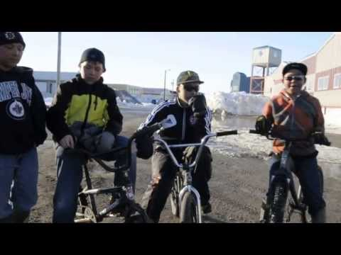 Rankin Inlet Nunavut - Interview with the Arctic Kids