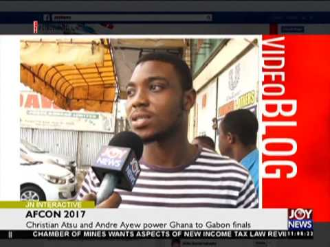 AFCON 2017 - Joy News Interactive (6-6-16)