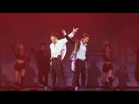슈퍼주니어-D&E '땡겨 (Danger)' Concert Ver. @SUPER JUNIOR-D&E CONCERT 'THE D&E'